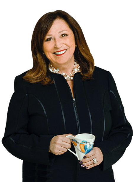 Nancy Albertini is a member of the Office of the CEO with Kingsley Gate Partners.