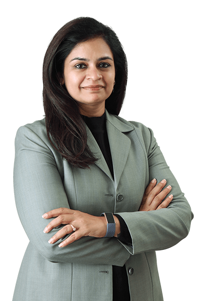 Shikha Sheth is a Vice President with Kingsley Gate Partners.